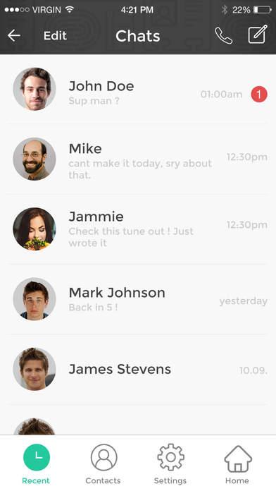 TEP Crypto App screenshot 3