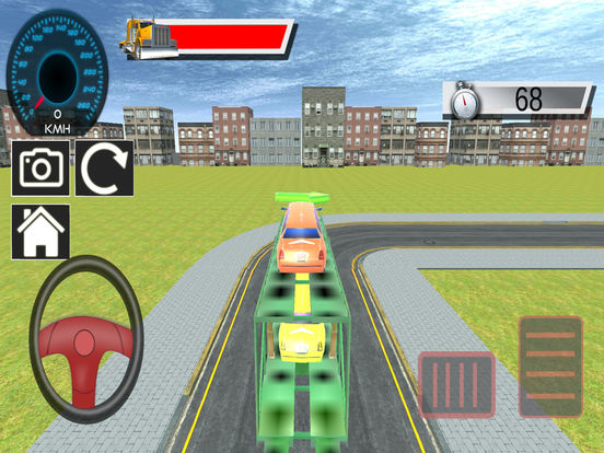 Impossible Limo Truck Driver screenshot 10