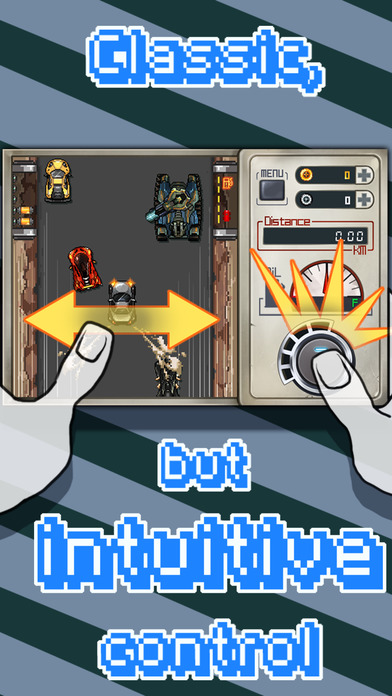 Retro Gears Screenshot