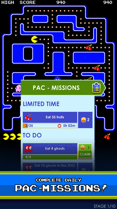 PAC-MAN Premium Screenshots