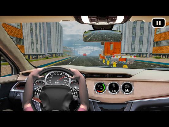 Highway Escape Rush screenshot 8