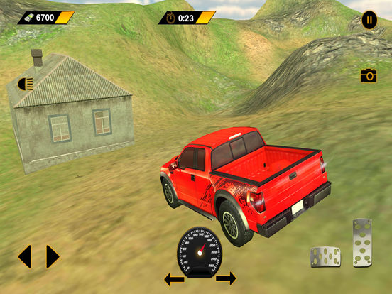Offroad Extreme Hill Climb-Monster Truck Simulator screenshot 6