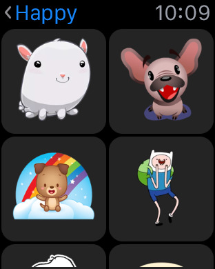 Снимок экрана iPhone 4
