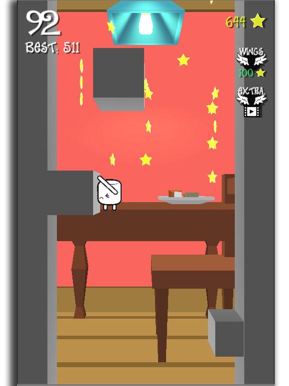 Marshmallow Boy screenshot 9