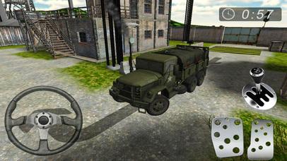 Army Base Camp Parking screenshot 2