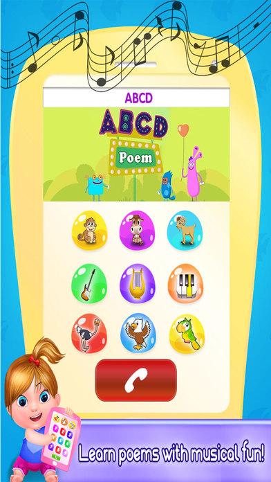 Baby Toys Phone Toddler Fun screenshot 4