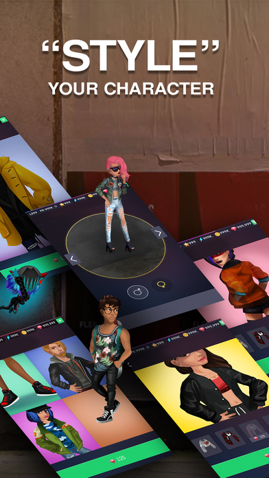 Beat Fever: Music Tap Rhythm Game screenshot 3