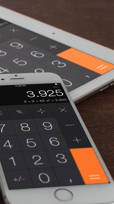Калькулятор Pro iRocks Скриншоты4