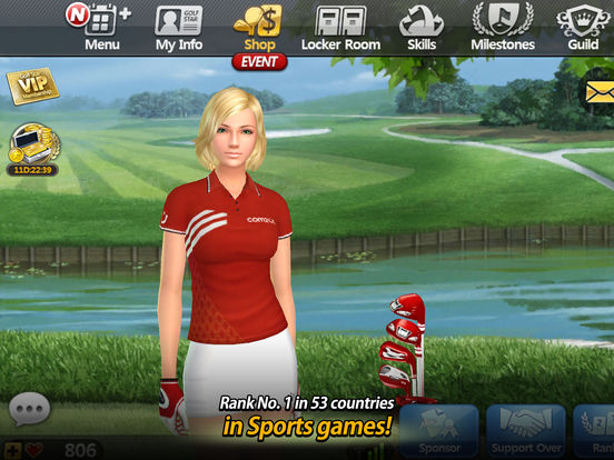 Golf Star™screeshot 4