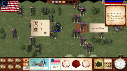 Hold the Line: The American Revolution screenshot 2
