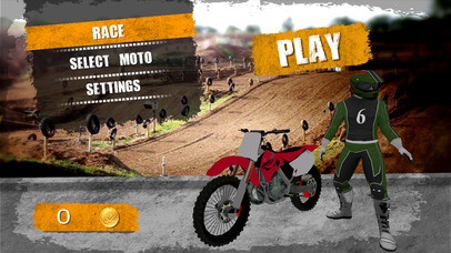MX Speed Moto Racing screenshot 1