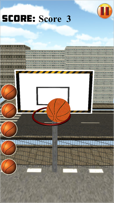 Real Basketball Championship 2017 screenshot 3