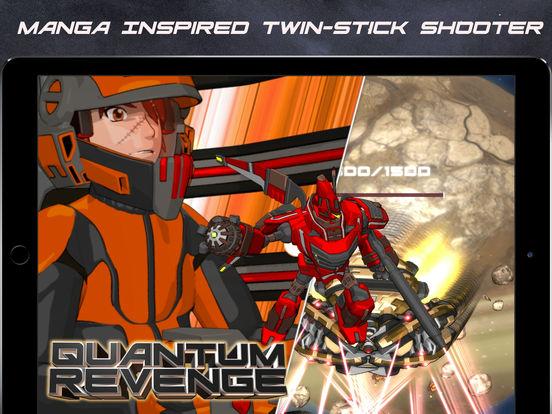 Quantum Revenge Lite screenshot 6