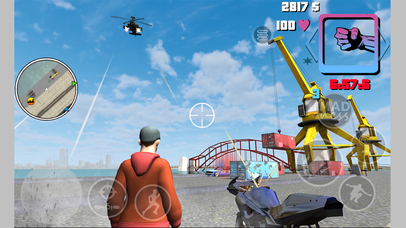 Mad Crime Town Wars Islands screenshot 2