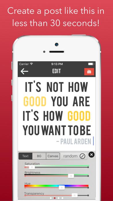 Textograph Pro + Typography Photo & Text Editor Screenshots