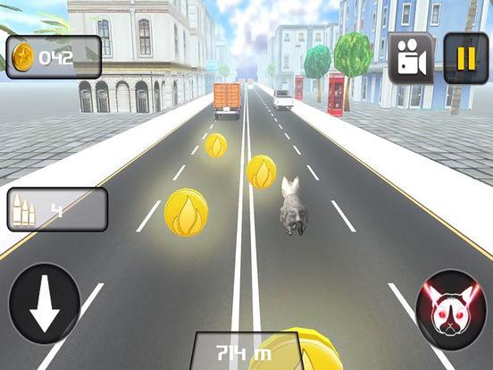 Kitty Cat Rush 3D Game screenshot 6