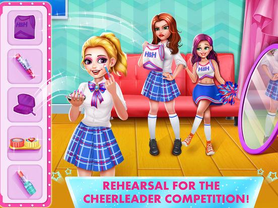 Cheerleader's Revenge: Breakup & Betrayalscreeshot 1