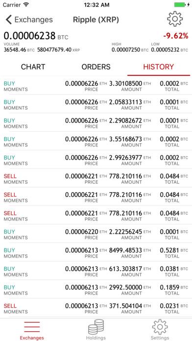 Polo Charts screenshot 4