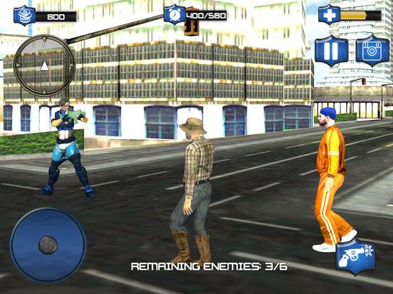 Police Hero Crime City Battle screenshot 10