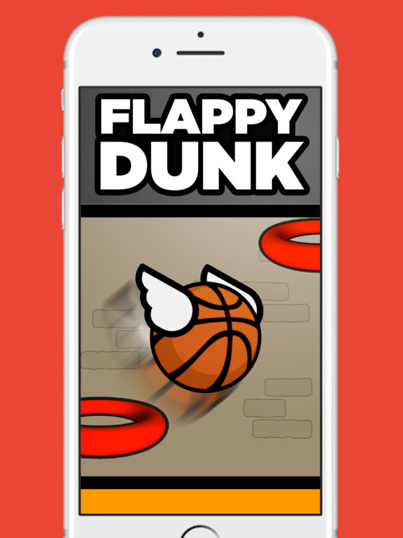 Flappy Dunk on the App Store