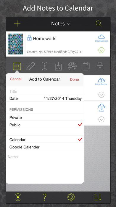NoteLedge Ultimate – Organize Notes, PDF & Web Screenshots