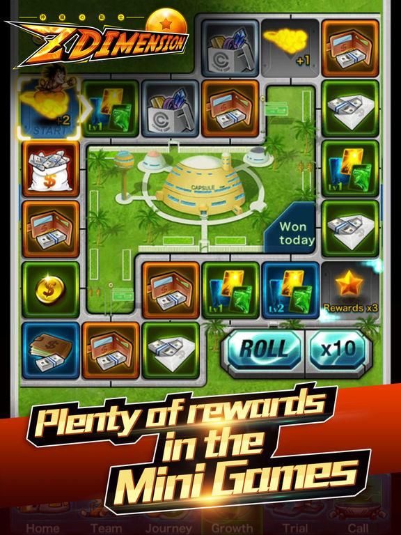 Z Dimension Saga screenshot 8