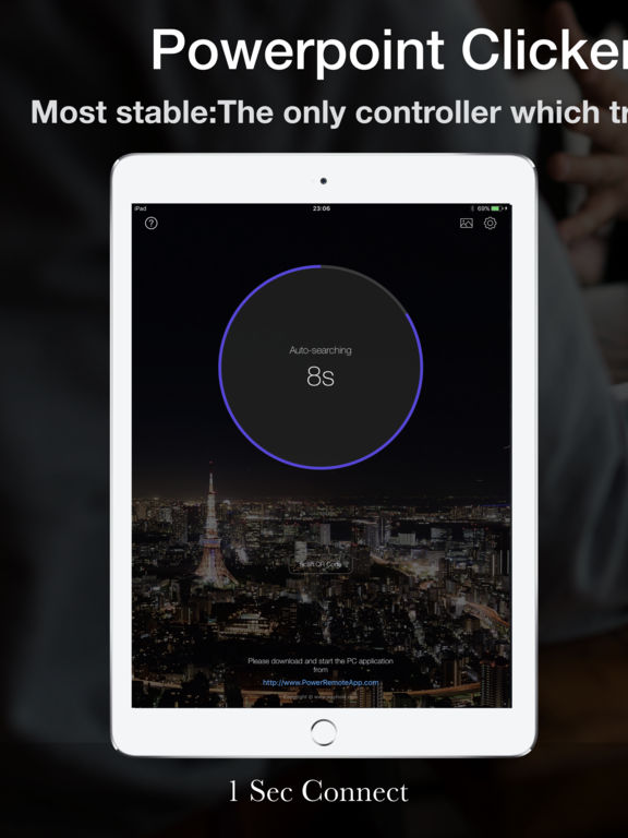 Power Remote Pro: Clicker for PPT Control Screenshots