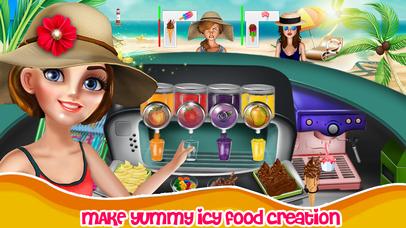 Fun Island Beach Sweet Slush Maker screenshot 5
