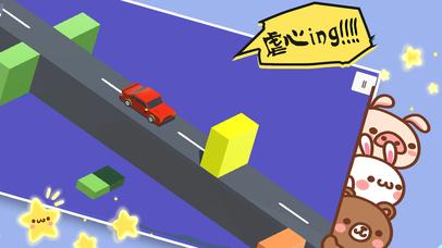 益智赛车游戏:欢乐小汽车大作战 screenshot 2