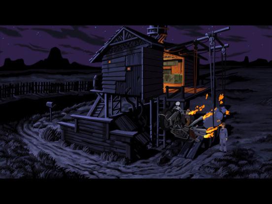 Full Throttle Remastered Screenshots