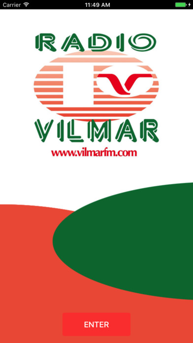 Vilmar FM screenshot 1