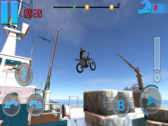 Tricky Moto Stunt Top Rider screenshot 5