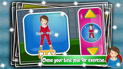 Princess Royal Fitness Workout screenshot 3