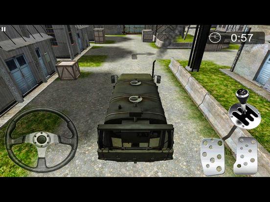 Army Base Camp Parking screenshot 10