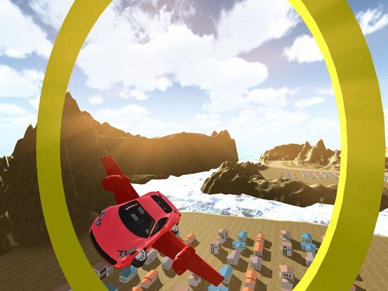 Extreme Flying Car Adventure screenshot 7