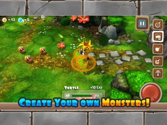 Monster Adventures Screenshots