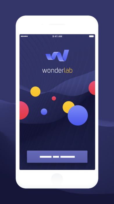 Wonderlab screenshot 2
