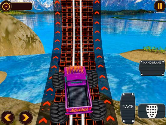 Top Monster Truck: Offroad Challenge Race screenshot 8