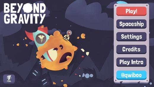 Beyond Gravity Screenshots