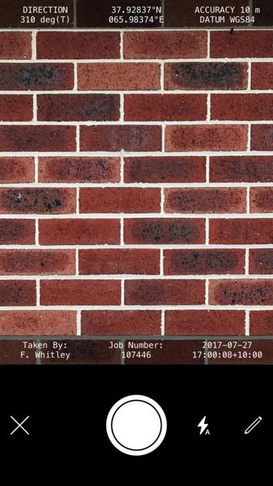 Context Camera - Stamp & Annotate Photos with Info Screenshots