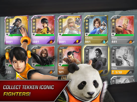 Screenshot 3 TEKKEN™