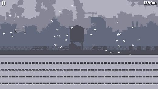 Canabalt Screenshots