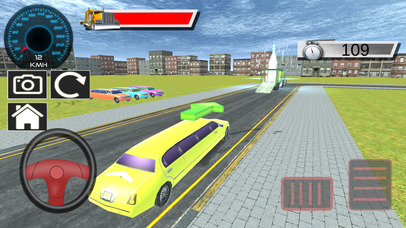 Impossible Limo Truck Driver screenshot 4