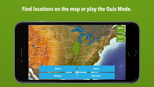Where is that? HD - Geography Quiz Screenshots