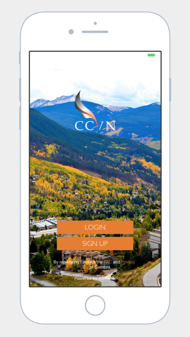 CCVN App screenshot 1