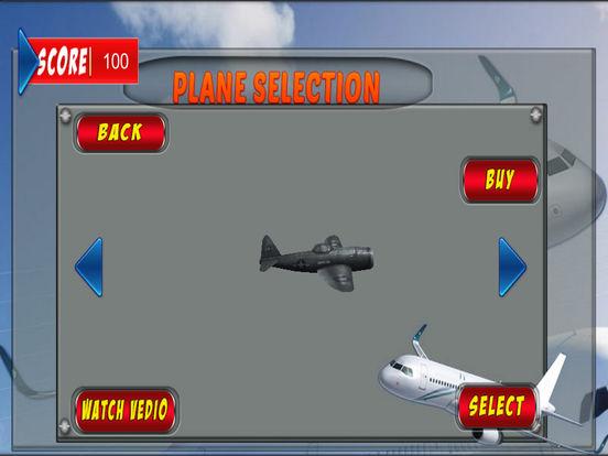 Airplane Flying Simulator screenshot 6
