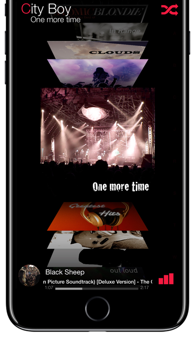TunesFlow - Music Player with Equalizer Screenshots