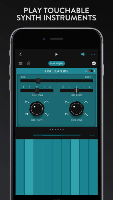 Groovebox - Beats & Synths Music Studio Screenshot 4