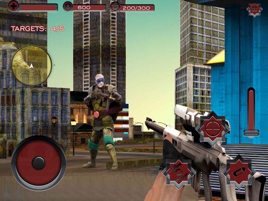 Monster Superhero Sniper Shooter screenshot 6