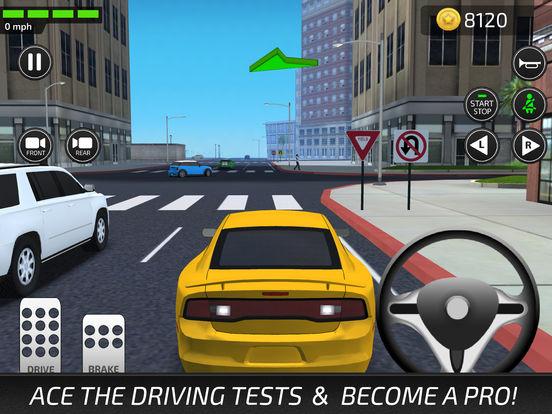 Driving Academy 2017 screenshot 7